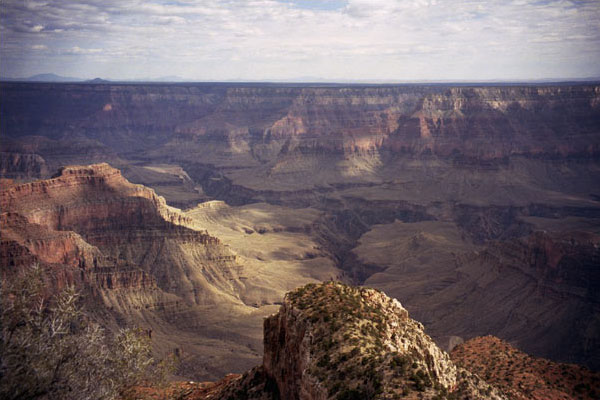 Point Sublime sur le Grand Canyon